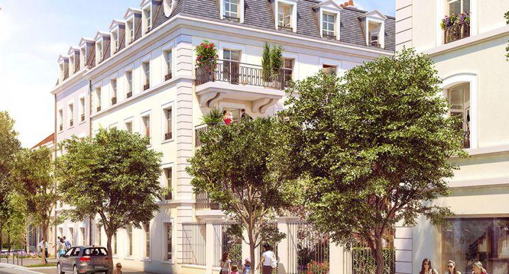 Photo du Résidence « Pissarro » programme immobilier neuf en Loi Pinel à Pontoise