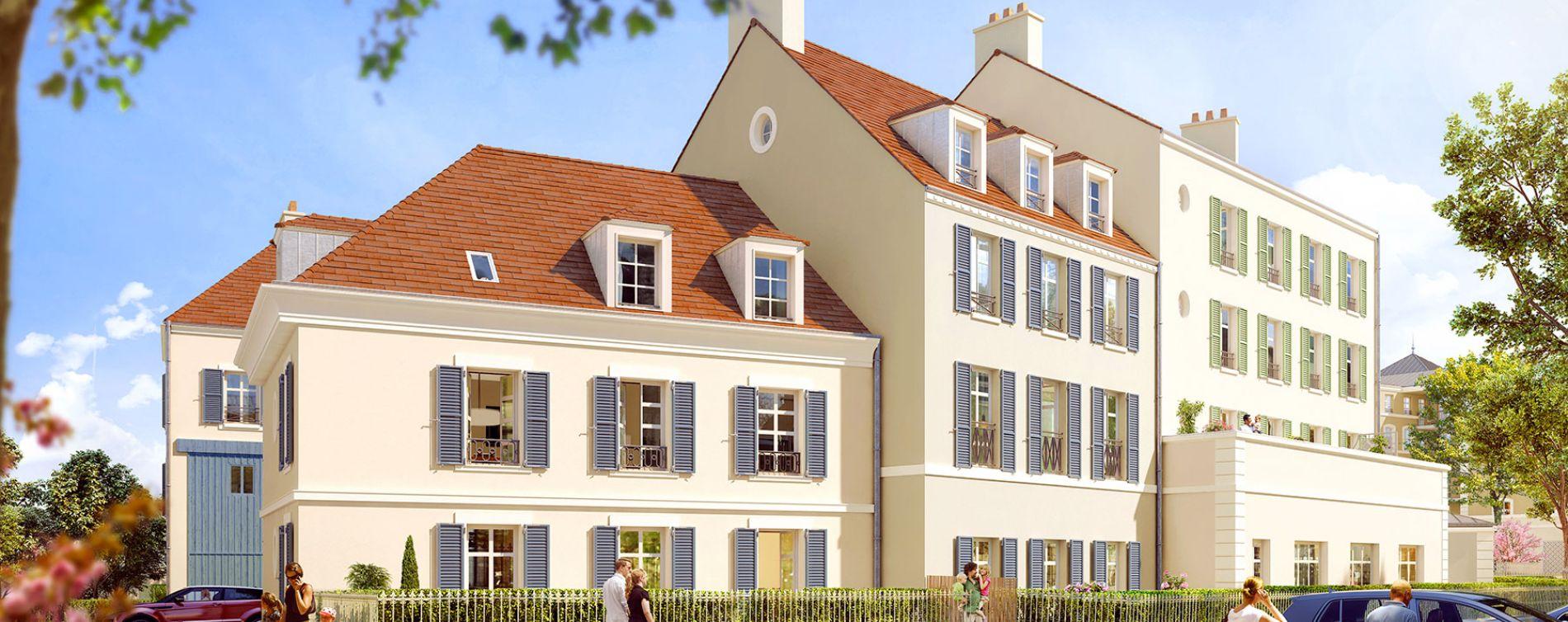 Résidence Signac à Pontoise