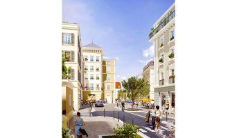 Résidence « Signac » programme immobilier neuf en Loi Pinel à Pontoise n°2