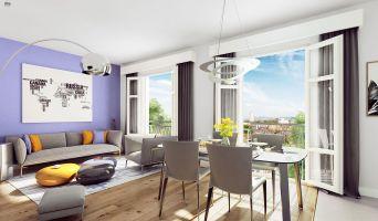 Résidence « Signac » programme immobilier neuf en Loi Pinel à Pontoise n°5