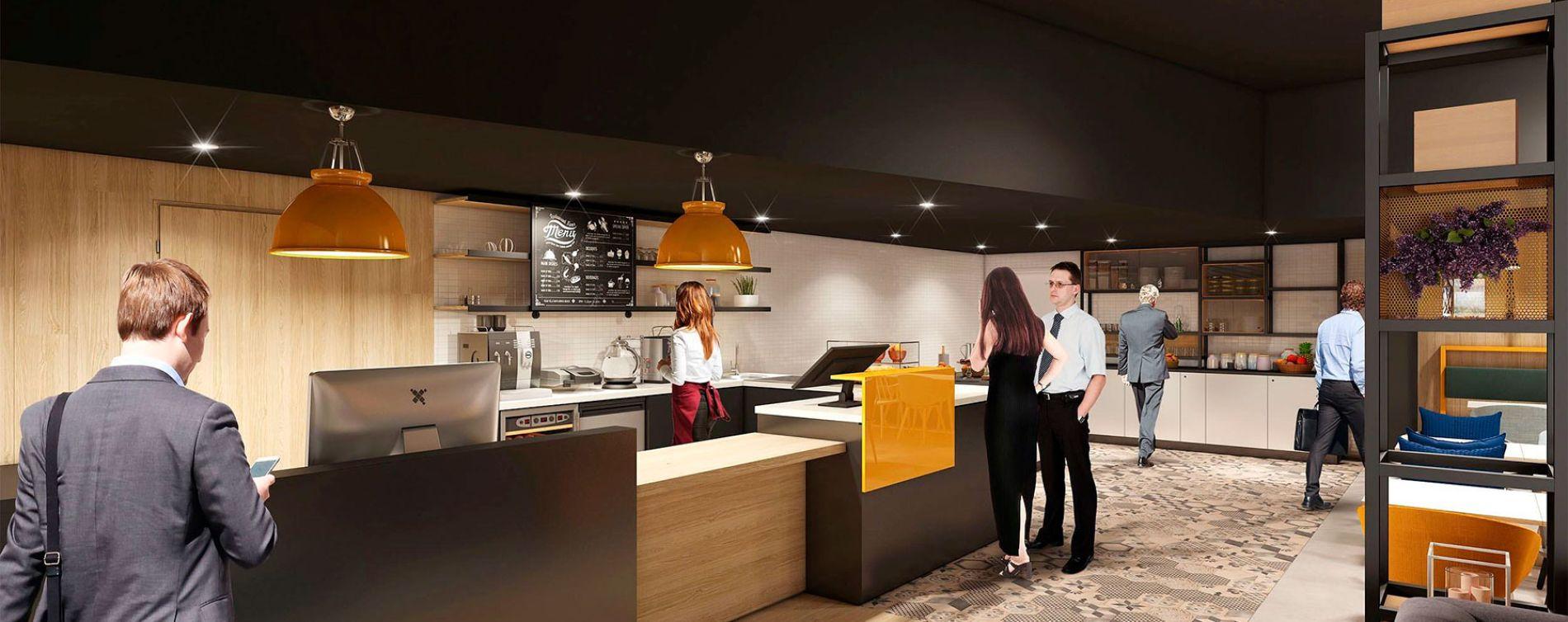 Roissy-en-France : programme immobilier neuve « L'Envol » (3)