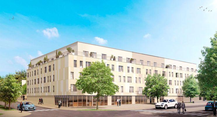 Roissy-en-France : programme immobilier neuf « L'Envol »