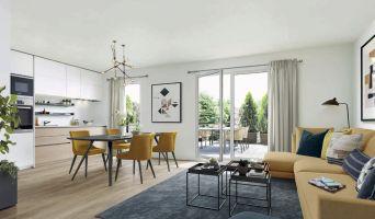 Résidence « Arboréal » programme immobilier neuf en Loi Pinel à Saint-Leu-la-Forêt n°4