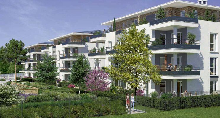 Photo n°3 du Résidence neuf « Arboréal »