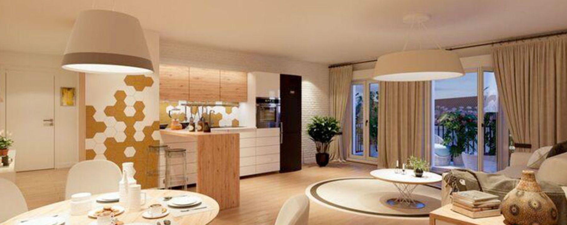 Saint-Leu-la-Forêt : programme immobilier neuve « Le Cèdre Bleu » en Loi Pinel (3)