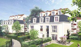Photo du Résidence « Le Cèdre Bleu » programme immobilier neuf en Loi Pinel à Saint-Leu-la-Forêt