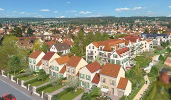 Résidence « Carré Des Sens » programme immobilier neuf en Loi Pinel à Saint-Prix n°1