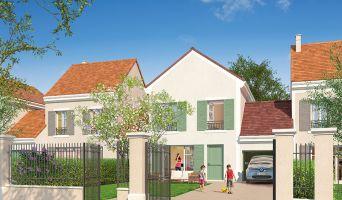 Résidence « Carré Des Sens » programme immobilier neuf en Loi Pinel à Saint-Prix n°2