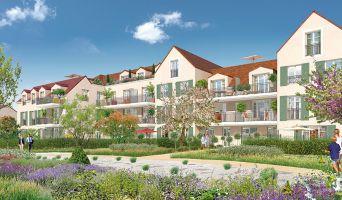 Résidence « Carré Des Sens » programme immobilier neuf en Loi Pinel à Saint-Prix n°3