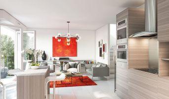 Résidence « Carré Des Sens » programme immobilier neuf en Loi Pinel à Saint-Prix n°4