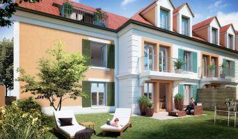 Résidence « Manon Roland » programme immobilier neuf en Loi Pinel à Saint-Prix n°1