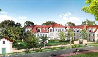 Résidence « Manon Roland » programme immobilier neuf en Loi Pinel à Saint-Prix n°2