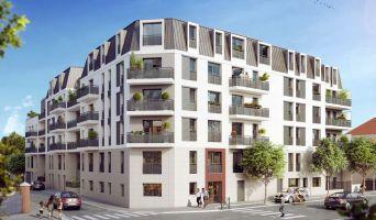 Photo du Résidence « Coeur Utrillo » programme immobilier neuf en Loi Pinel à Sannois