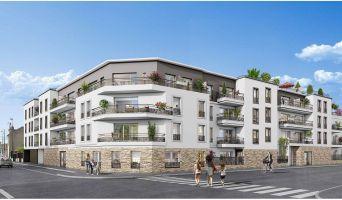 Sannois programme immobilier neuve « Graphite » en Loi Pinel