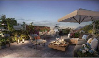 Sannois programme immobilier neuve « Graphite » en Loi Pinel  (2)