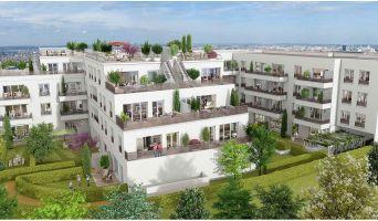 Sannois programme immobilier neuve « Graphite » en Loi Pinel  (3)