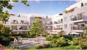 Sannois programme immobilier neuve « La Promenade de Louise »  (2)