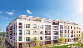 Résidence « Carré Nova » programme immobilier neuf en Loi Pinel à Sarcelles