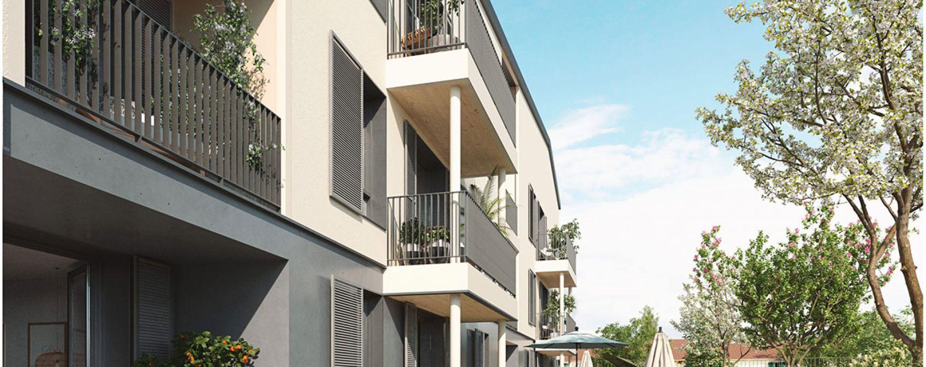 Taverny : programme immobilier neuve « MELIA » en Loi Pinel (4)
