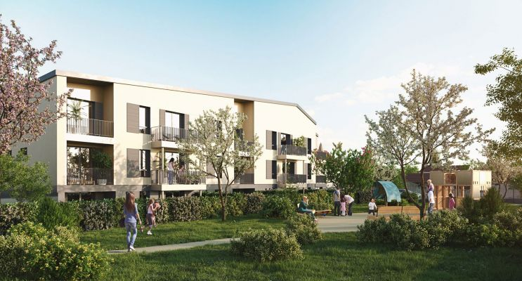 Photo du Résidence « MELIA » programme immobilier neuf en Loi Pinel à Taverny