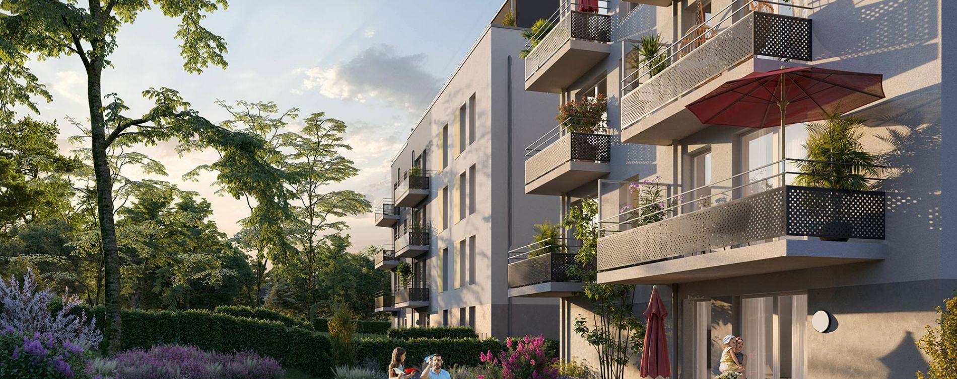 Villiers-le-Bel : programme immobilier neuve « Programme immobilier n°218917 » en Loi Pinel (3)