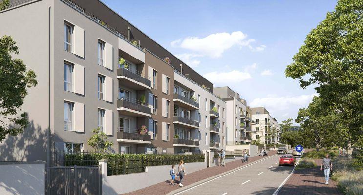 Villiers-le-Bel programme immobilier neuf «  n°218917 » en Loi Pinel