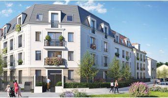 Villiers-le-Bel programme immobilier neuf « Les Hameaux du Village » en Loi Pinel