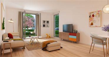 Villiers-le-Bel programme immobilier neuf « O'Centre » en Loi Pinel