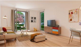 Photo du Résidence « O'Centre » programme immobilier neuf en Loi Pinel à Villiers-le-Bel