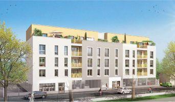 Résidence « O'Centre » programme immobilier neuf en Loi Pinel à Villiers-le-Bel n°2