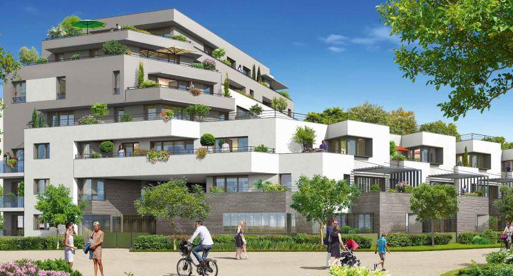 Photo n°1 du Résidence neuf « Le Domaine De L'Arche »
