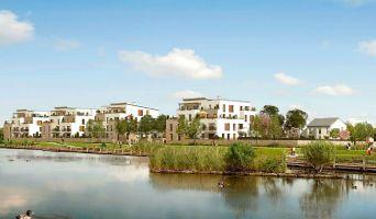 Résidence « Jardins Gabin » programme immobilier neuf en Loi Pinel à Bois-d'Arcy n°1