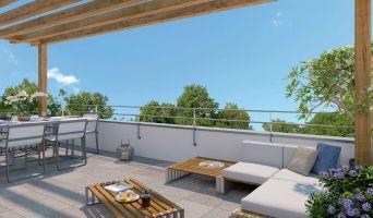 Bois-d'Arcy programme immobilier neuve « Jardins Gabin »  (2)