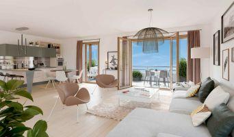 Bois-d'Arcy programme immobilier neuve « Jardins Gabin »  (3)