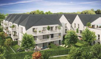 Résidence « Résidence Du Val » programme immobilier neuf en Loi Pinel à Bonnières-sur-Seine n°2