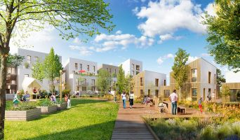 Photo du Résidence « Ekko » programme immobilier neuf en Loi Pinel à Carrières-sous-Poissy