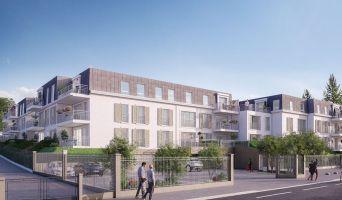 Photo du Résidence « Esprit de Seine » programme immobilier neuf à Carrières-sous-Poissy