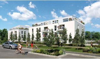 Carrières-sous-Poissy : programme immobilier neuf «  n°216861 » en Loi Pinel