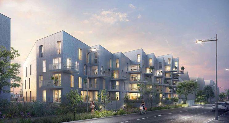 Photo n°1 du Résidence « Neo Nacre » programme immobilier neuf en Loi Pinel à Carrières-sous-Poissy