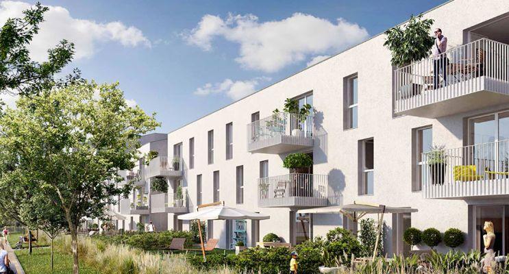 Photo n°2 du Résidence « Neo Nacre » programme immobilier neuf en Loi Pinel à Carrières-sous-Poissy