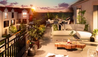 Résidence « Concorde » programme immobilier neuf en Loi Pinel à Chambourcy n°1