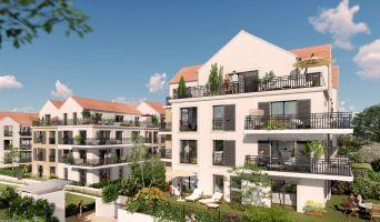 Résidence « Concorde » programme immobilier neuf en Loi Pinel à Chambourcy n°2