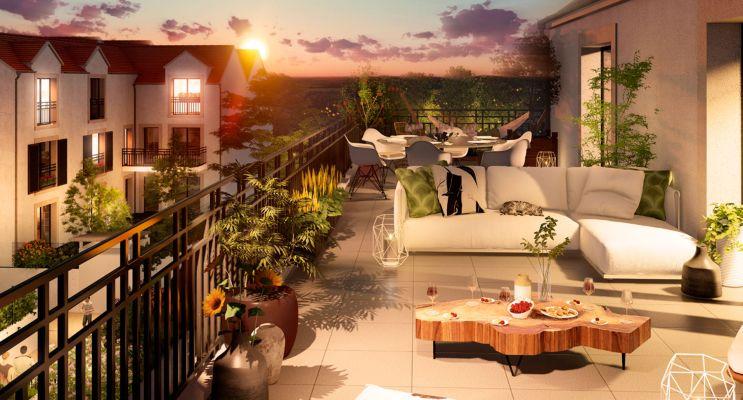 Photo du Résidence « Concorde » programme immobilier neuf en Loi Pinel à Chambourcy