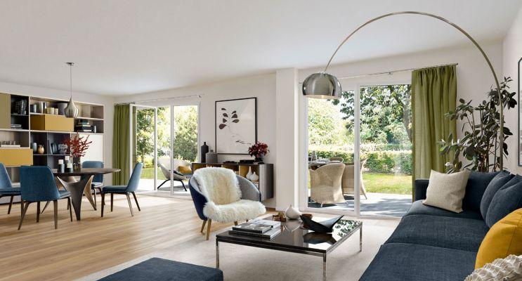 Résidence « Concorde » programme immobilier neuf en Loi Pinel à Chambourcy n°3