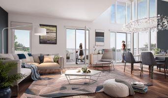 Chatou programme immobilier neuve « Les Terrasses de Renoir » en Nue Propriété  (2)