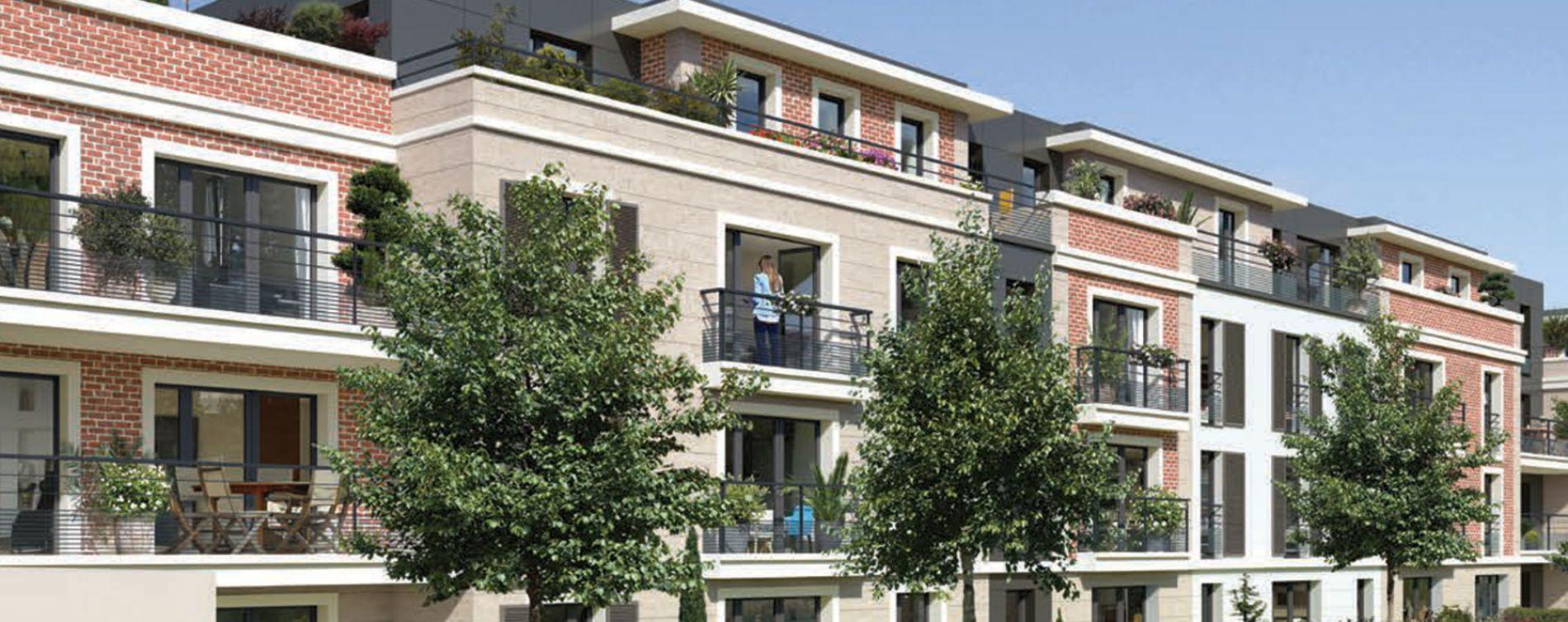 Résidence Villa Carnot à Croissy-sur-Seine