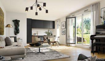 Croissy-sur-Seine programme immobilier neuve « Programme immobilier n°215404 »  (4)