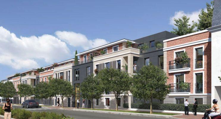 Photo du Résidence «  n°215404 » programme immobilier neuf en Loi Pinel à Croissy-sur-Seine