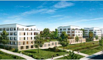 Résidence « Côté Parc » programme immobilier neuf en Loi Pinel à Ecquevilly n°1