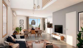Résidence « Côté Parc » programme immobilier neuf en Loi Pinel à Ecquevilly n°2